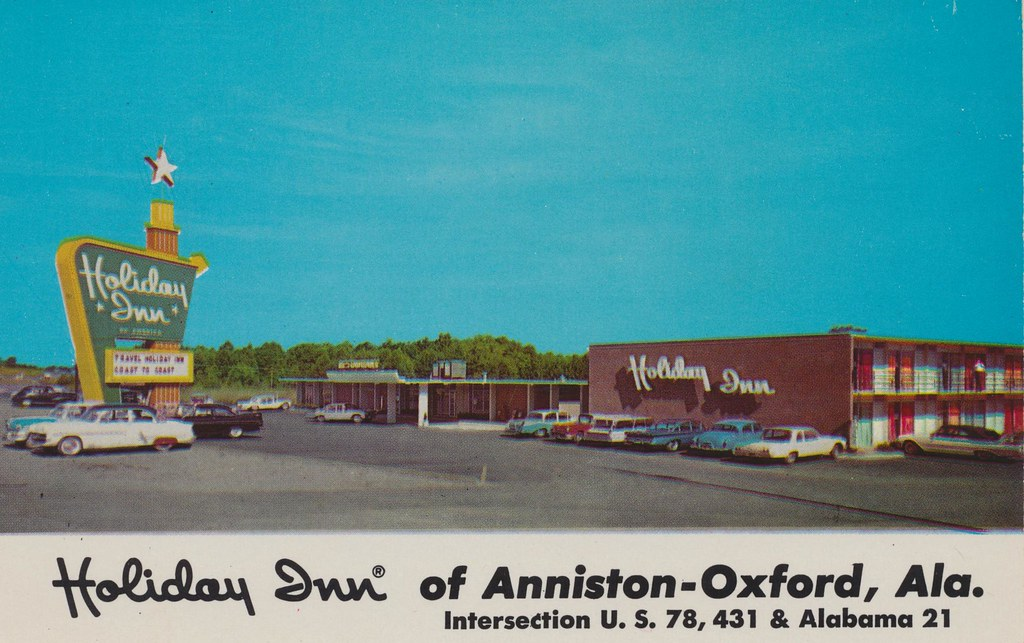 Holiday Inn Anniston-Oxford - Oxford, Alabama