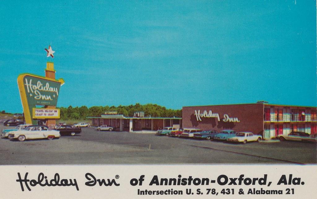 Holiday Inn Anniston-Oxford - Oxford, Alabama
