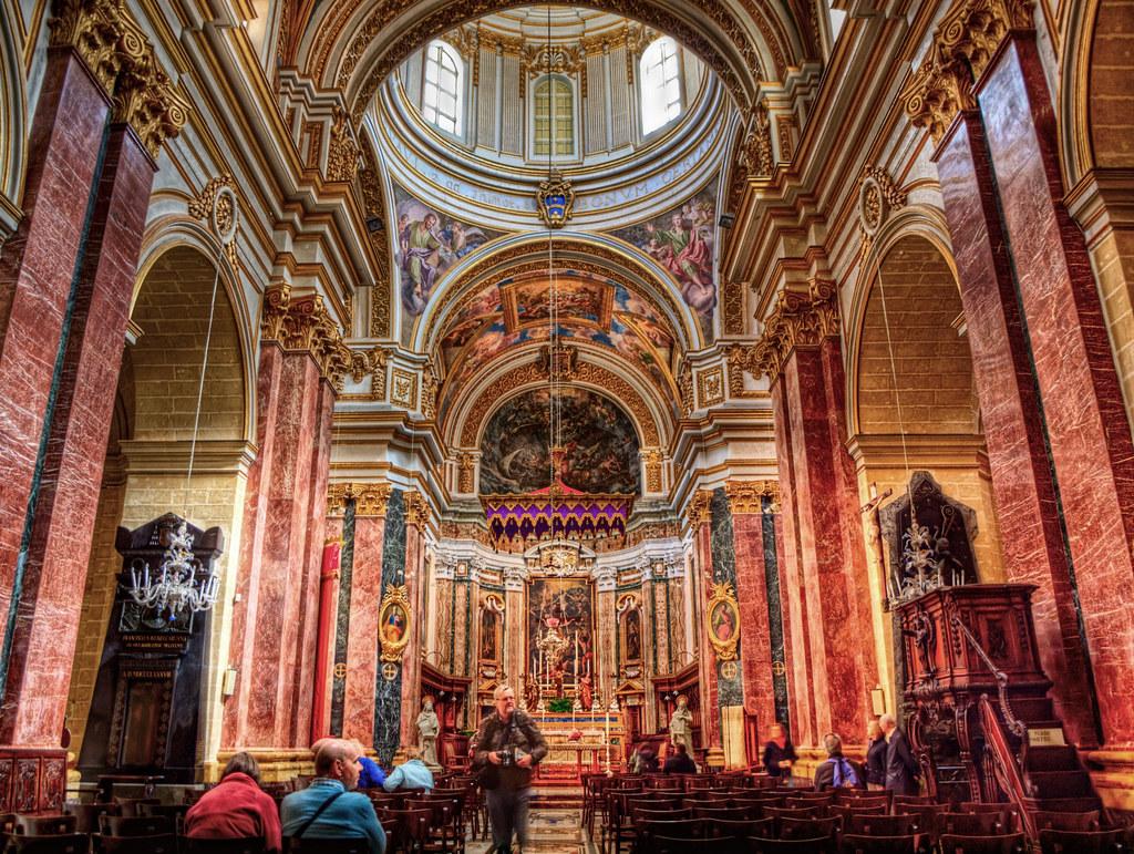 st pauls cathedral mdina - HD1024×771