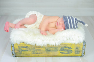 BobTop on a sweet newborn | by TotToppers