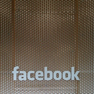 Sign in lobby of Facebook datacenter. | by Robert Scoble