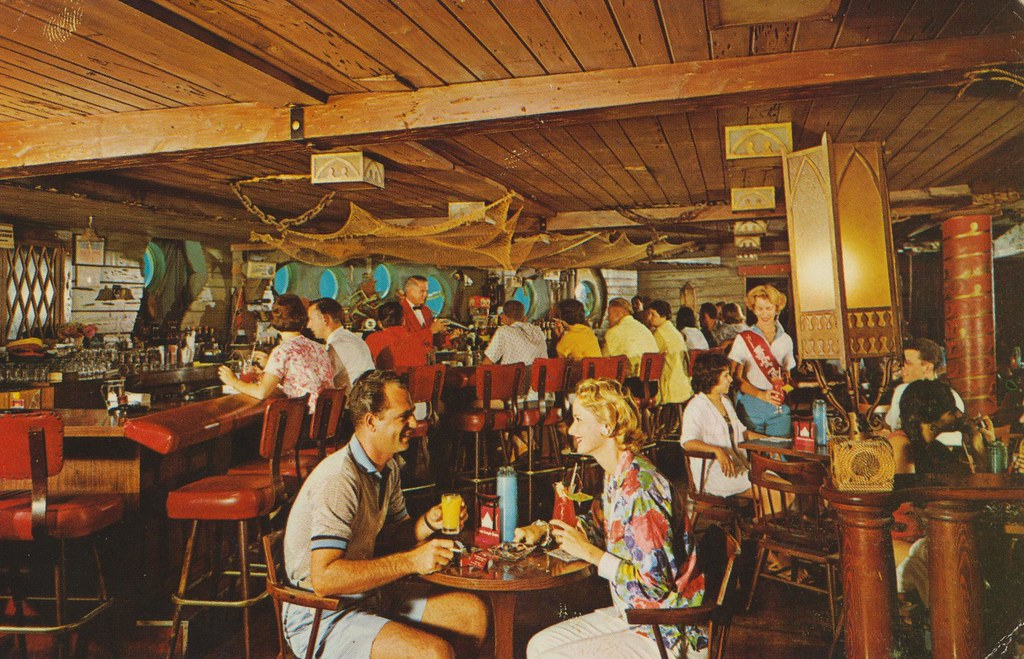 The Castaways - Miami Beach, Florida