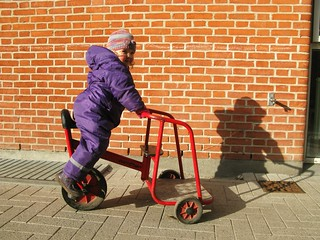Early Cargo Bike Culture | by Mikael Colville-Andersen