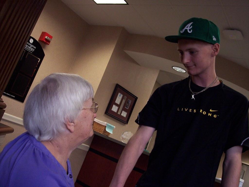 Granny love pics