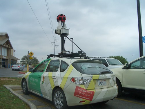 Google Street View camera car | by Rich3615