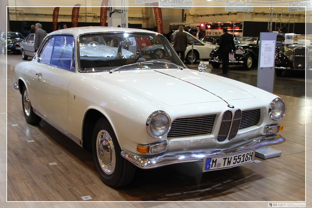 1962 BMW 3200 CS (02) | The BMW 3200 CS was a sports touring… | Flickr
