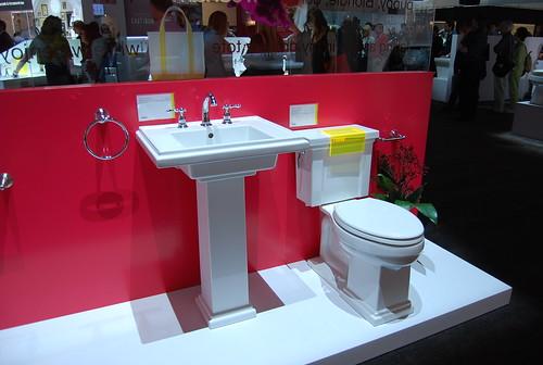 Kohler White Kitchen Faucet