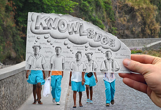 7 - Pencil Vs Camera for Art Official Concept | by Ben Heine