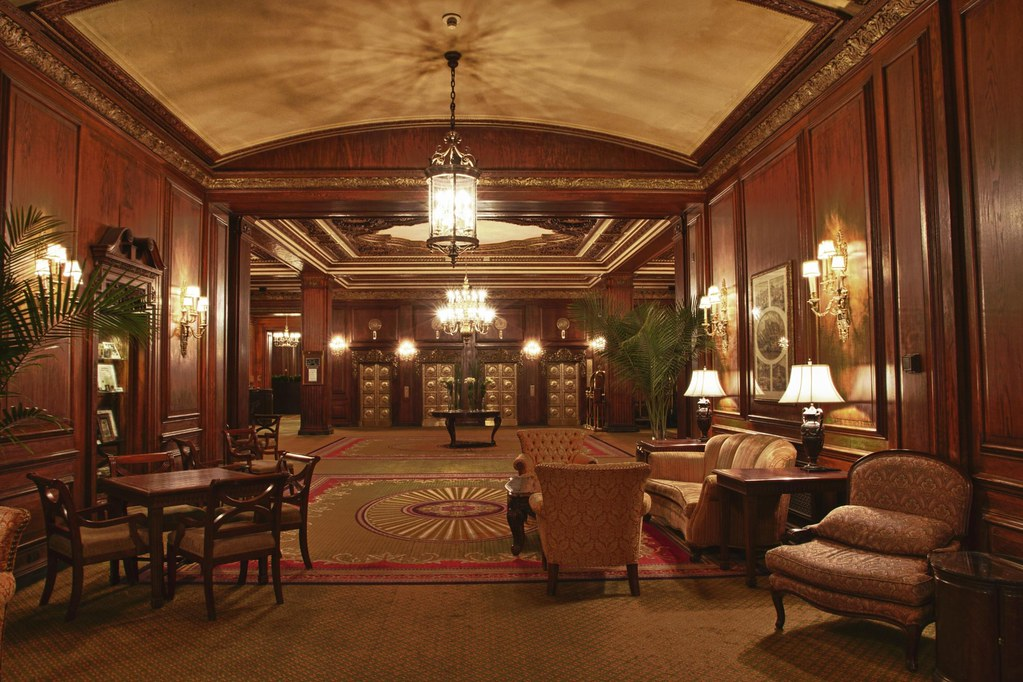 ... Omni Parker House Hotel (Boston, MA)   By W4nd3rl0st  (InspiredinDesMoines)
