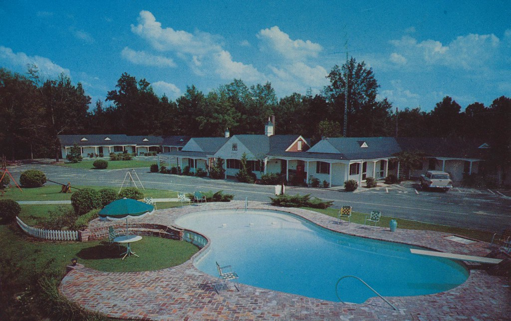 Town & Country Motel - Allendale, South Carolina