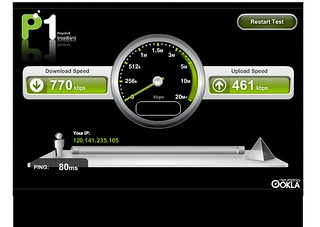p1_speedtest | by Amran Faisal's Everything's a Photo!