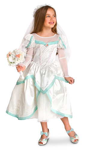 Ariel Wedding Dress | Found on the Disney Store Online. Post… | Flickr