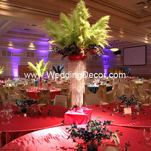 Brazilian Carnival Masquerade Wedding Reception Feather Flickr