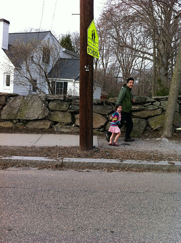 4.10.2011 Racing me home from the park | by erin m.