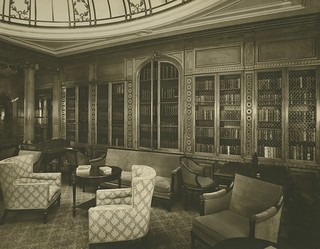 Library - Mauretania | by Tyne & Wear Archives & Museums