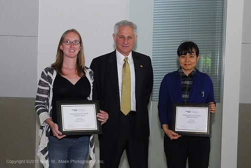 Outstanding Junior Faculty Award | by cc.gatech