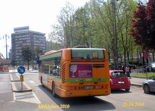 Milano autobus citelis n 6201 in piazza iv novembre lin for Arredare milano piazza iv novembre