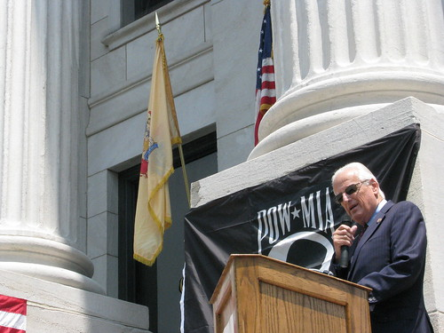 5.27.2011 - Pre-Memorial Day Ceremony at Passaic County Courthouse | by BillPascrell