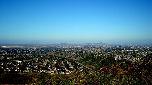 View From Mount Soledad:  University City South (Left) and Clairemont North (Right) | by JoeInSouthernCA