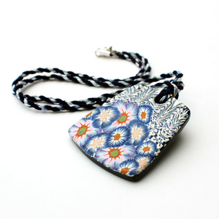 Delft Blue Pendant | by artworks420