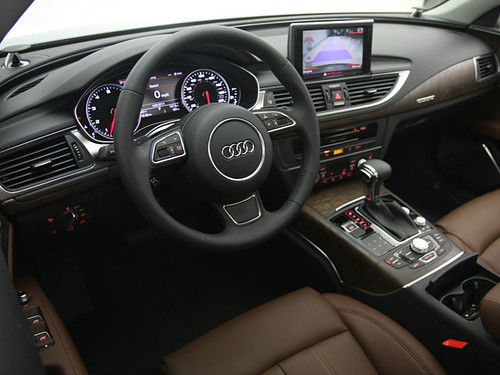 2012 Audi A7 Audi Vw Sonnen Motorcars Is The 1