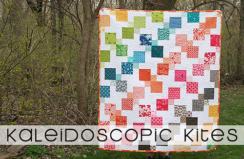 Kaleidoscopic Kites Free Quilt Pattern | by Fresh Lemons : Faith