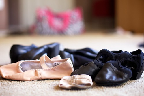 Dance Shoes | by Noell
