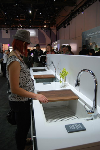 Kohler Kitchen White Cast Iron Sink Deep
