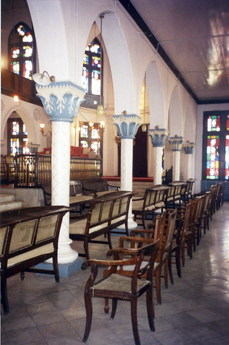 Ohel David Synagogue, Pune | by rahelm