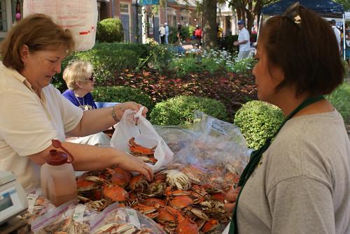 Farmers Market Seafood Restaurant Menu