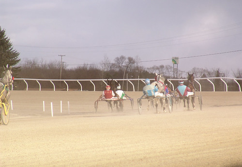 65 - race 5 - Past the Finish Line | by CMCoolidge