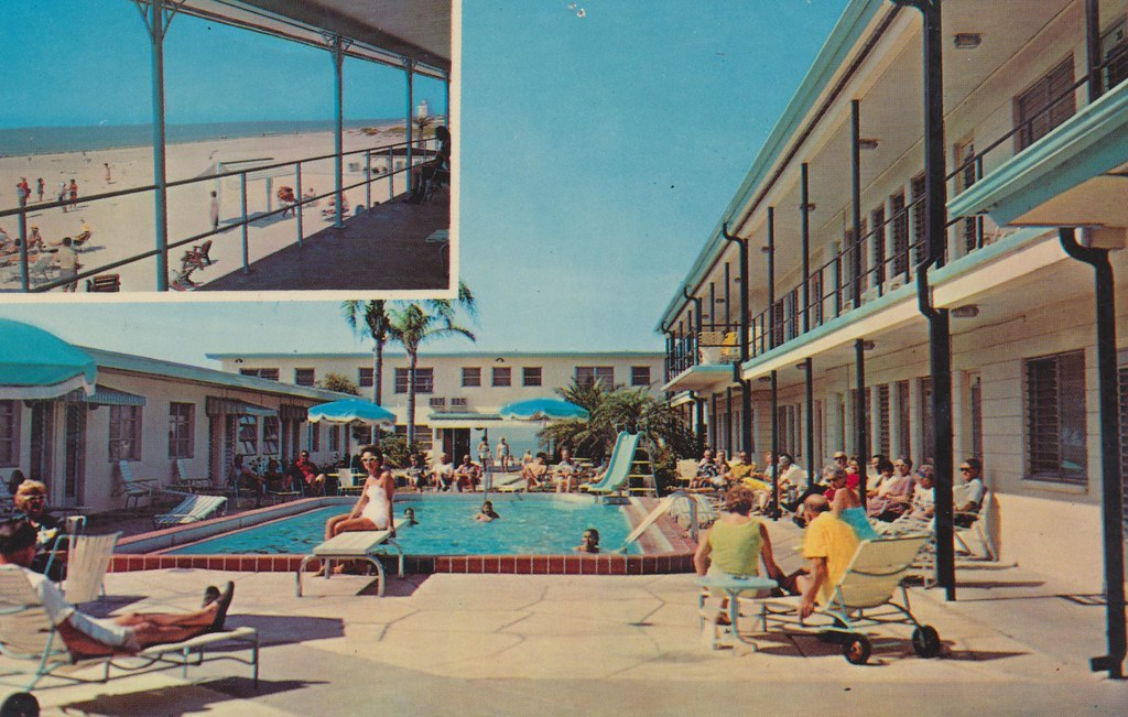 The Wilshire - St. Petersburg Beach, Florida