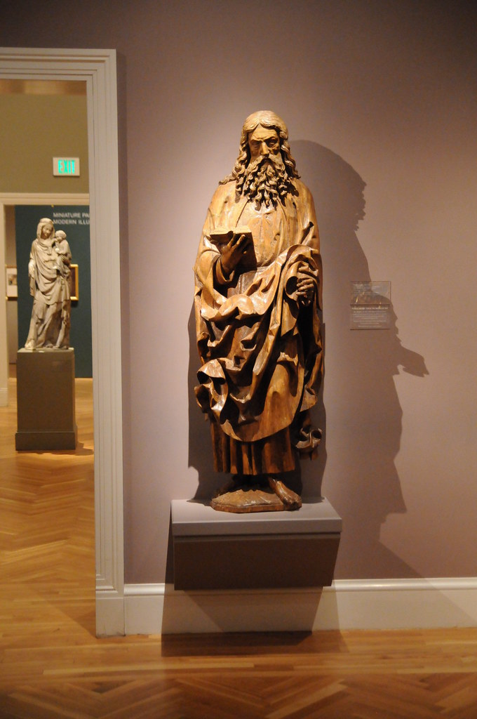 Bishop Saint Hans Backoffen Tilman Riemenschneider 150 Flickr
