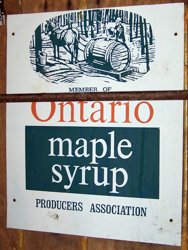 Member of the Ontario Maple Syrup Producers Association | by Will S.