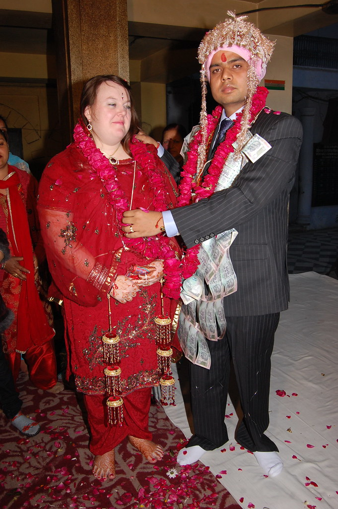 White Bhabi Indian Wedding By Offbeat Marriage