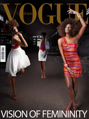 [Vogue Semptember 2010] Remake 2011 | by el maui / lefotodelmaui.it