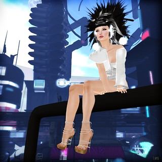 electric avenue 1 | by Luna Jubilee / !bang poses