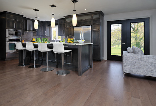 Maple Greystone [kitchen] | by Mirage floors