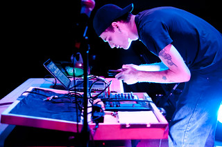 ELECTROCHIP at Maxwell's Music House 2011-04-13 | by jamesbastow