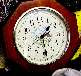 Working Clock Elmer Auction | by Ken's Eye Saved by Grace