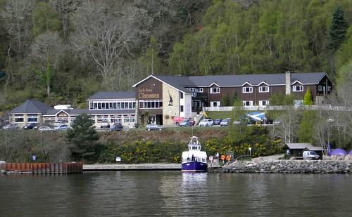 Loch Ness Clansman Hotel Restaurant
