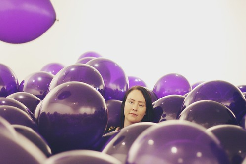 balloon pit. | by nikki.lake
