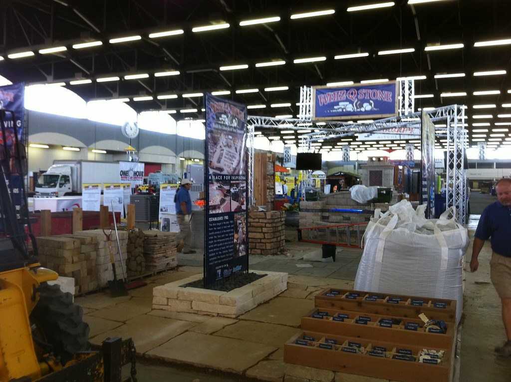 ... 2011 Dallas Home And Garden Show Booth At Dallas Market Hall | By Whiz Q