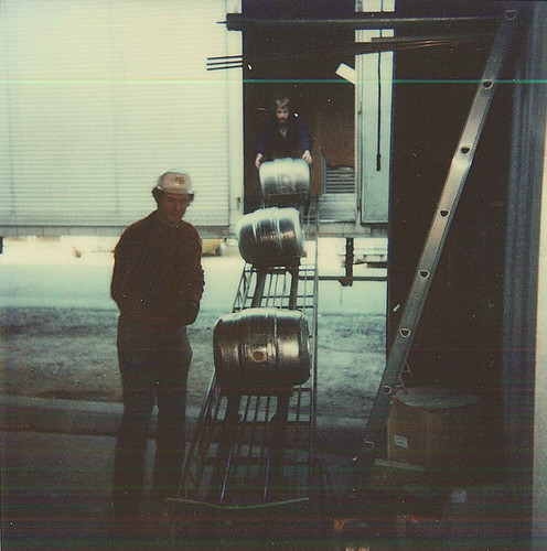Loading Up Kegs | by Redhook Brewing