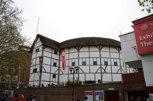 the globe theatre | by kevinofsydney