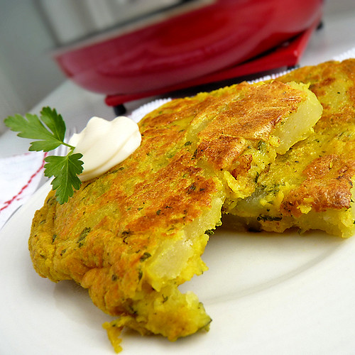Spanish Tortilla | by River (Wing-It Vegan)