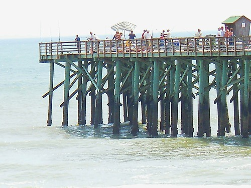 Fishing from the Pier | by Zoom Lens
