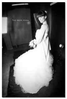 The bride foam | by Rubén Koose