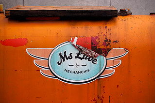 Ms. Lube # 5 - Toronto | by odei
