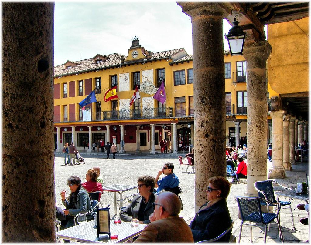 2002-Plaza Mayor de Tordesillas (Valladolid)   Tordesillas e…   Flickr
